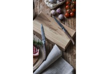 4 stk. Laguiole Le couteau biffkniver (Valnøtt)
